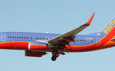 South West Boeing 737