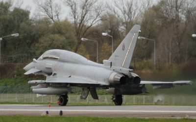 ITaF Eurofighter Takeoff