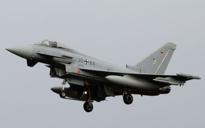 Luftwaffe EuroFighter 3069