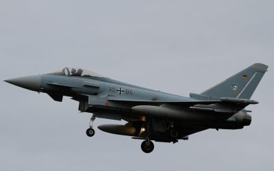 Luftwaffe EuroFighter 3086