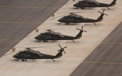 Silver Bell ArNG -UH60s