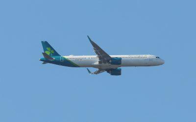 EI-LRC A321-253NSXL Aer Lingus 2020