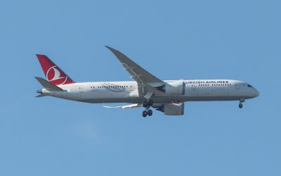 TC-LLK B787-9 Turkish Airlines 2020