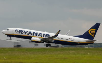 EI-EBM B737NG-8ASW RyanAir 2012 Stansted